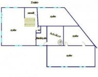 külterület 190 MFt - 1000 m2Eladó kastély Úny