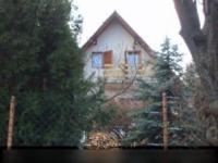 Sólyom utca 18.7 MFt - 60 m2Eladó üdülőházas nyaraló Leányfalu