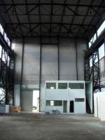 Főút mellett 109 MFt - 820 m2Eladó gyárépület Vác