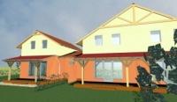 Felsőrét lakópark 24.5MFt - 84 m2eladó sorház ingatlanNagytarcsa