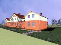 Felsőrét lakó park 23.5MFt - 87 m2eladó sorház ingatlanNagytarcsa