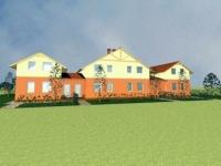 Felsőrét lakó park 24.5MFt - 84 m2eladó sorház ingatlanNagytarcsa