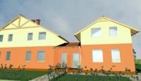 Felső rét lakó park 23.5MFt - 86 m2eladó sorház ingatlanNagytarcsa