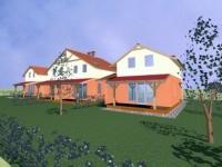Felső rét lakó park 23.5 MFt - 86 m2Eladó sorház Nagytarcsa