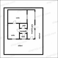 Felújítandó,  bontandó ház, telek árban 10.5MFt - 68 m2eladó családi ház ingatlanGödöllő