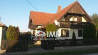 400 m-re a Balatontól 39.9MFt - 155 m2eladó tégla családi ház -  ingatlanBalatonkeresztúr