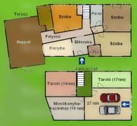 Budakalász, Gerinc utca 49.9 MFt - 230 m2Eladó családi ház Pest