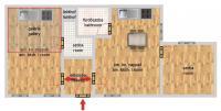 Jókai utca 84.9MFt - 69 m2eladó Polgári lakás ingatlanBudapest 6. kerület