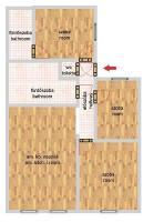 Dessewffy utca 104.9MFt - 103 m2eladó Polgári lakás ingatlanBudapest 6. kerület
