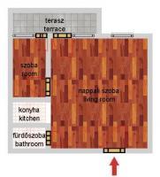 Vaskapu utca 45.9MFt - 50 m2eladó Újszerű lakás ingatlanBudapest 9. kerület