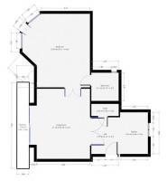 Bajcsy-Zsilinszky út 134.4MFt - 90 m2eladó Bauhaus lakás ingatlanBudapest 6. kerület