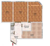 Kresz Géza utca 84.9MFt - 91 m2eladó Polgári lakás ingatlanBudapest 13. kerület