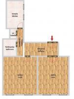 Régi posta utca 90MFt - 78 m2eladó Polgári lakás ingatlanBudapest 5. kerület
