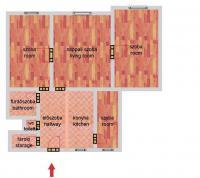 kerület Király utca 89.9MFt - 111 m2eladó Polgári lakás ingatlan 6. kerület