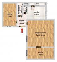 Dohány utca 63.5MFt - 79 m2eladó Polgári lakás ingatlanBudapest 7. kerület