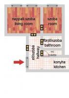 Felsőerdősor utca 54.5MFt - 72 m2eladó Polgári lakás ingatlanBudapest 6. kerület