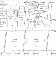Jókai utca 54.9MFt - 68 m2eladó Polgári lakás ingatlanBudapest 6. kerület