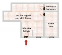 Baross utca 34.9MFt - 35 m2eladó Polgári lakás ingatlanBudapest 8. kerület