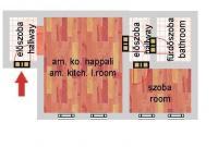 Kiss József utca 89.9MFt - 97 m2eladó Újszerű lakás Budapest 8. kerület