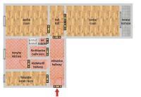 Gépmadár utca 37.4MFt - 61 m2eladó Panel lakás Budapest 10. kerület