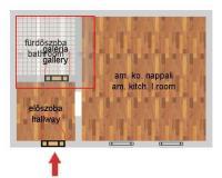 József Attila utca 63.49MFt - 35 m2eladó Polgári lakás Budapest 5. kerület