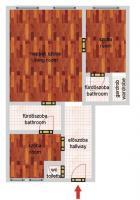 Karinthy Frigyes utca 99.9MFt - 73 m2eladó Modern lakás Budapest 7. kerület