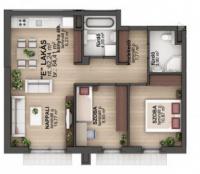 Bíró Lajos utca 56.9MFt - 64 m2eladó Új építésű lakás Budapest 8. kerület