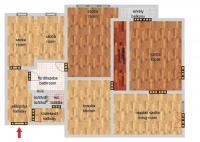 Pozsonyi út 149.9MFt - 108 m2eladó Bauhaus lakás Budapest 13. kerület