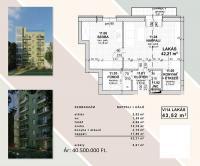 Tolnai Lajos utca 40,500,000 Ft - 43 m2Eladó lakás Budapest