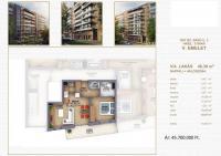 Bárd utca 45,700,000 Ft - 48 m2Eladó lakás Budapest