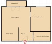 Weiner Leó utca 44.9MFt - 36 m2eladó lakás Budapest 6. kerület