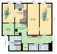 Gyöngyösi utca 35,000,000 Ft - 58 m2Eladó lakás Budapest