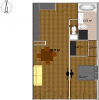 Kresz Géza utca 59.5MFt - 65 m2eladó Csúsztatott zsalus lakás Budapest 13. kerület