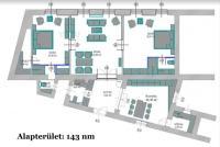 Ferenciek tere 220MFt - 143 m2eladó Polgári lakás Budapest 5. kerület