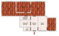 Alkotmány utca 90MFt - 136 m2eladó Használt lakás Budapest 5. kerület