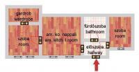 Bajcsy-Zsilinszky út 55.9MFt - 57 m2eladó Polgári lakás Budapest 6. kerület