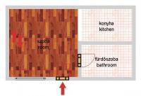 Székely Mihály utca 54.9MFt - 38 m2eladó Modern lakás Budapest 6. kerület