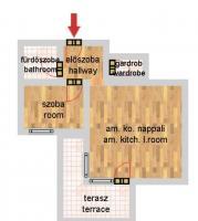 Benczúr utca 64.9MFt - 47 m2eladó Újszerű lakás Budapest 6. kerület
