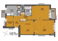 Bajza utca 59.9MFt - 88 m2eladó Polgári lakás Budapest 7. kerület