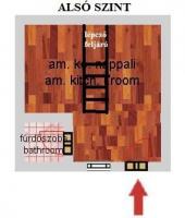 Hársfa utca 38.9MFt - 26 m2eladó Polgári lakás Budapest 7. kerület
