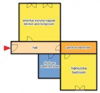 Wesselényi utca 150EFt - 65 m2kiadó lakás Budapest 7. kerület