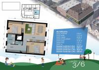 Práter utca 51.4MFt - 66 m2eladó Új építésű lakás Budapest 8. kerület