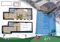 Práter utca 74.62MFt - 90 m2eladó Új építésű lakás Budapest 8. kerület